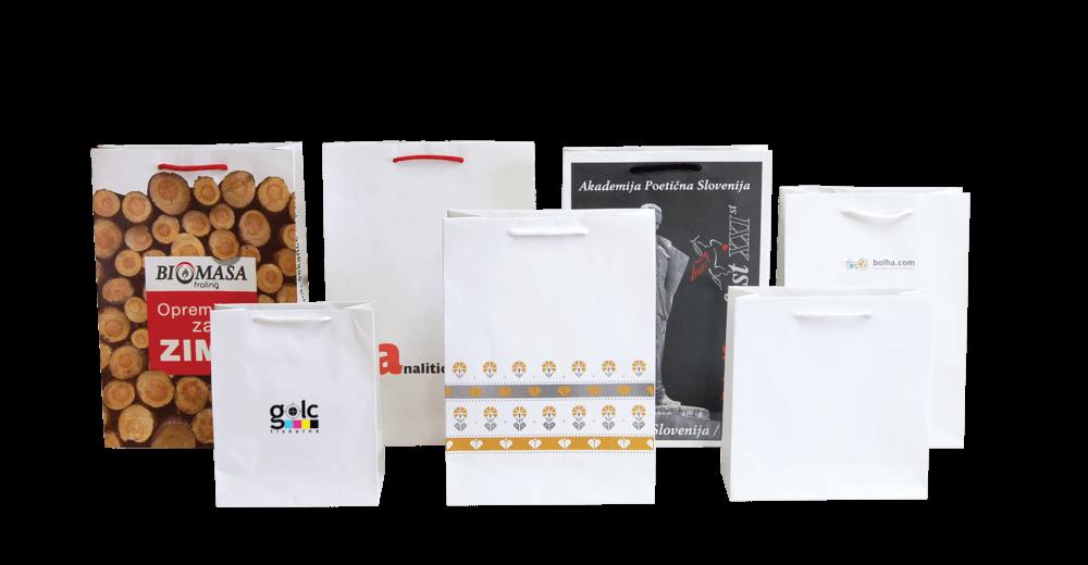 EKO darilne vrečke